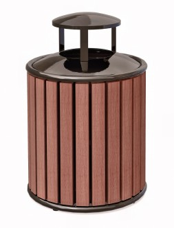 984683 further Urbanround further 13 Gallon Trash Can in addition Rth 24 likewise Outdoor Wicker Waste Bin. on victor stanley trash receptacles